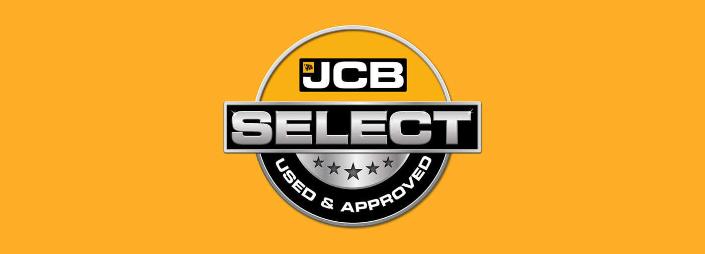0% Interest HP over 2 years on JCB Select Machines Available on machines delivered by 31.12.2019.