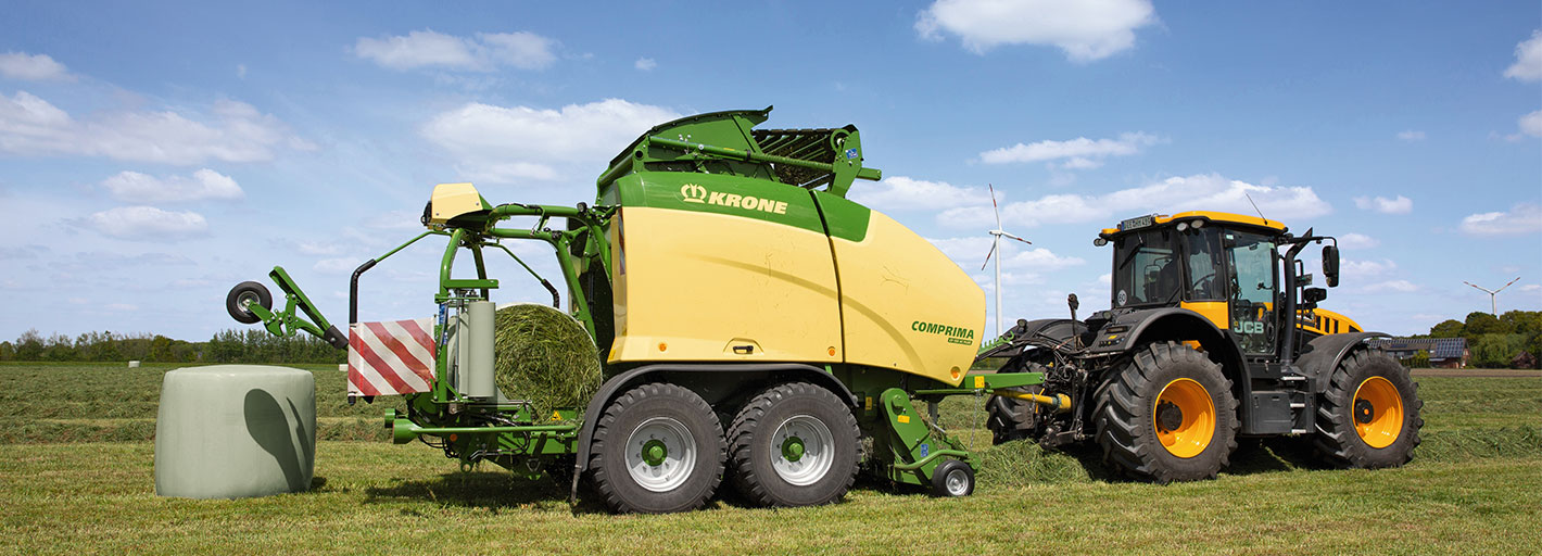 0% Interest Hire Purchase on selected Krone Machines UK business users only. Terms apply.