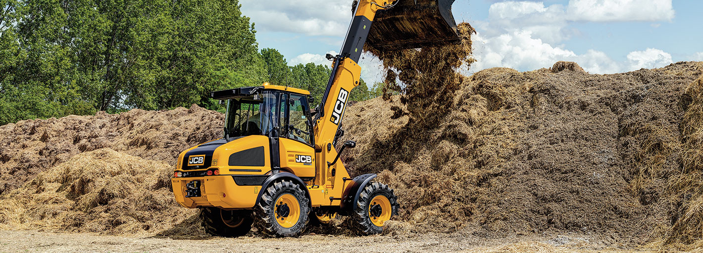 0% Interest HP over 3 years on new JCB Telemasters Available on machines delivered by 31.03.2019.