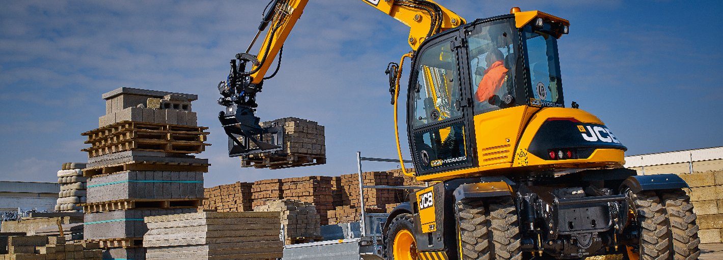 0% Interest Hire Purchase over 3 years on new JCB Hydradig Available on machines ordered by 30.04.2019  for delivery by 31.05.2019