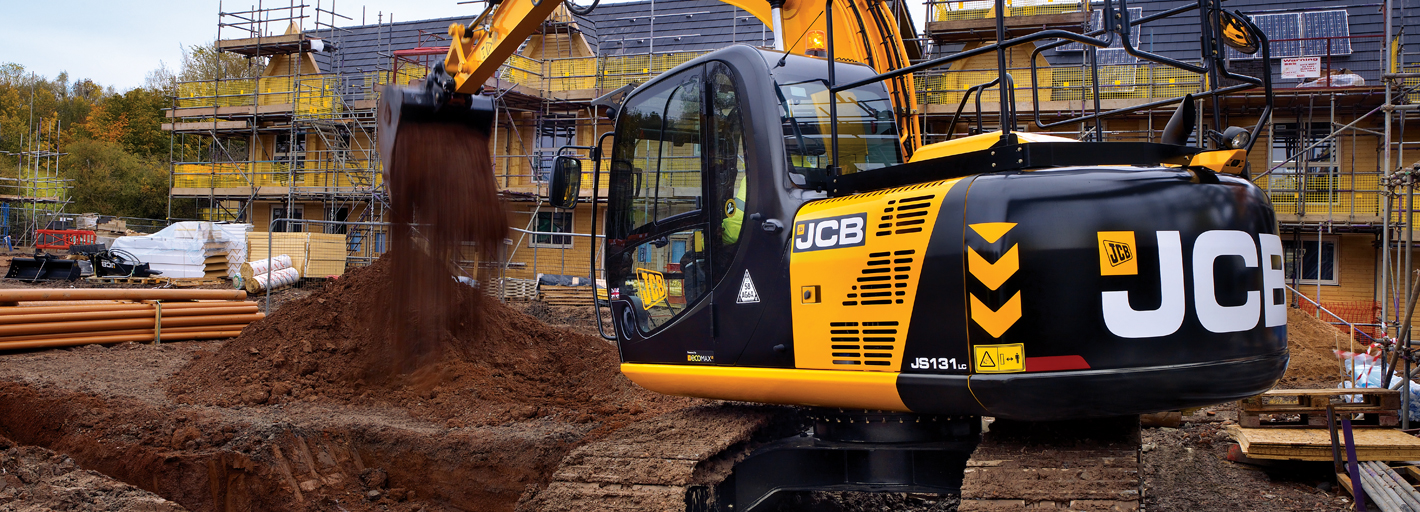 £2,000 Deposit Contribution Available on Selected JCB Tracked Excavators Available on machines ordered and delivered by 30.04.2019