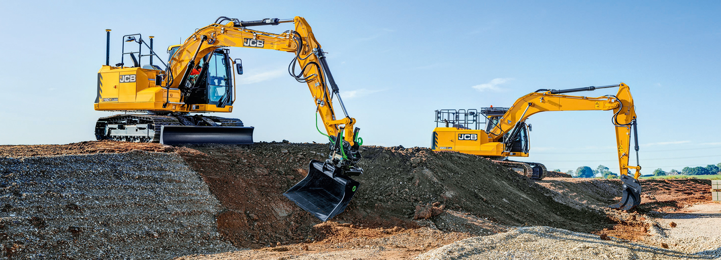 Finance your new JCB X Series machine UK business users only. Terms apply.