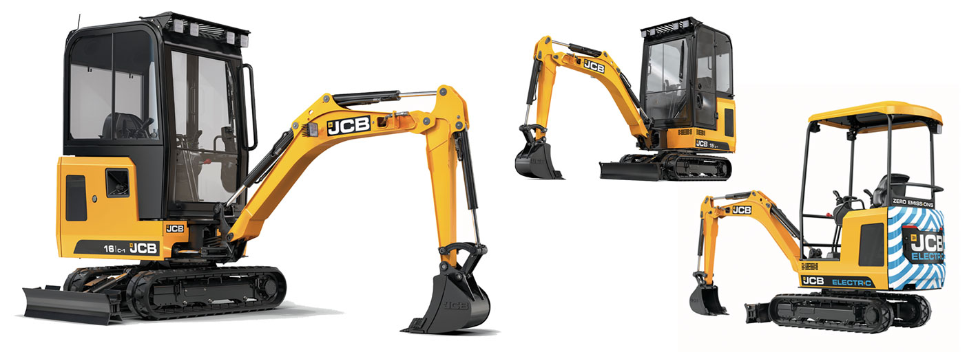 JCB Mini Excavator Order Now - Pay 2020 Available on machines ordered by 30.09.2019. Terms apply.