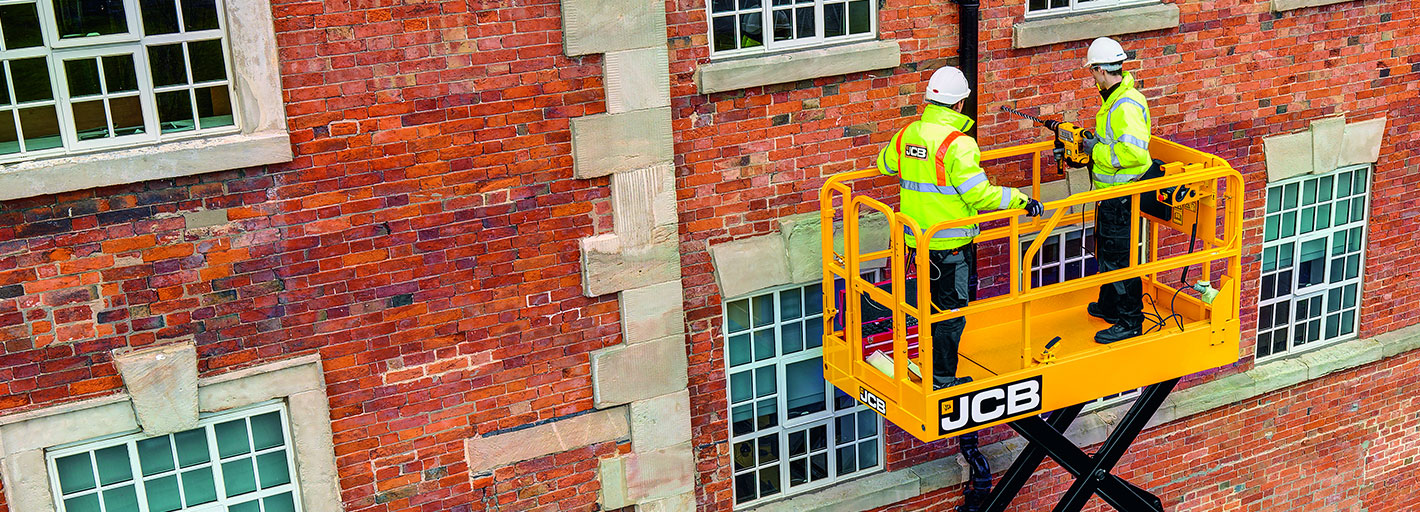 JCB Access platforms available on Hire Purchase Available on machines ordered by 31.12.2021. UK business users only. Terms apply