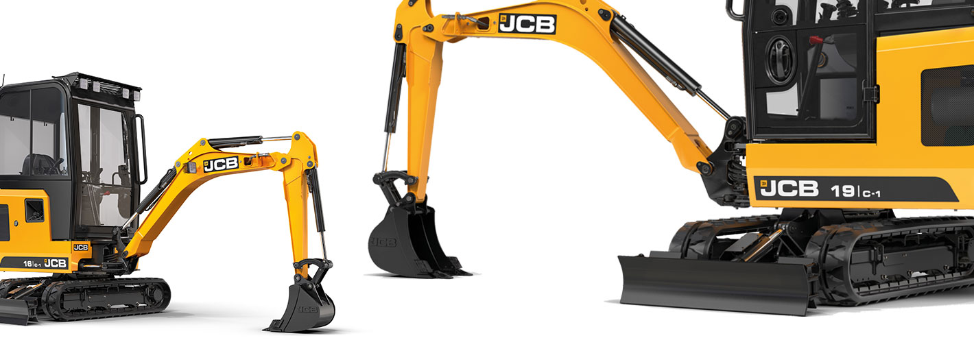 3 Years 0% Interest Hire Purchase on JCB Mini Excavators - 0.8 to 10 Tonnes Available on machines ordered from 1.01.2020 and delivered by 31.03.2020